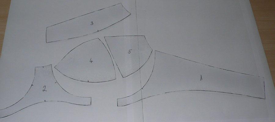 schnittteile