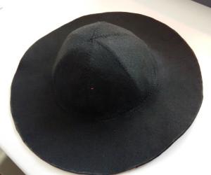 Sieht wie ein echter Hut aus, oder?