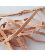 Bügelband für BH-Bügel in hautfarbe