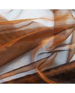 Changierender Organza Stoff in 4 Farben
