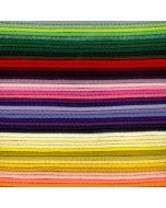 Kordel, 3mm breit in 21 Farben