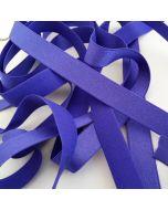Gummiband, blauviolett, 15mm breit