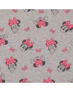 Sweat Stoff 'Minnie Mouse'