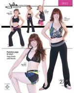 Yoga-Hose und kurze Hose (Schnittmuster)