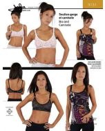 BH und Leibchen für Frauen (Schnittmuster)