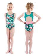 Badeanzug Schnittmuster für Mädchen und Damen