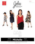 Jalie Schnittmuster 'Michelle' für Sommerkleid und Top