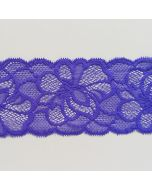 Elastische Spitze, blauviolett, 8.5cm breit