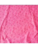 Kinder-Badelycra Stoff 'Marine' in pink