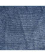 Unterwäschestoff - Funktionsstoff in blau gestreift für Unterhosen, Tops, Boxershorts, BHs, atmungsaktive Funktionswäsche.