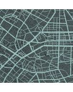 Sommersweat - French Terry Stoff Panel 'Urban Network' (65x160cm)