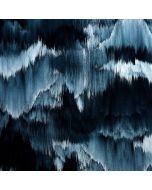 Luftig weicher, nicht elastischer Viskose Stoff (Webware) in einer Art batik-optik in blau. Stammt aus der Serie 'Dripstones' von Thorsten Berger. Der Stoff ist perfekt für kühlende Sommerhosen oder Sommerkleider.