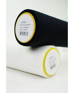 Antex Bügeleinlage, elastisch, schwarz