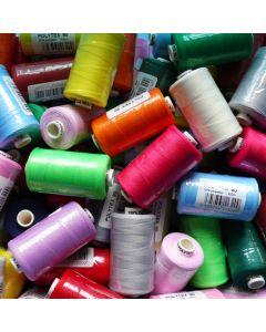 Bauschgarn 'Hagal' in über 100 Farben - 1000m