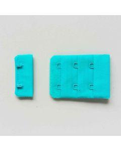 BH-Verschluss, Emerald, 4 cm breit
