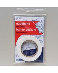 Antex Nahtband, weiss 1cm breit, 12.5m