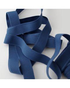 Budgetpackung Gummiband in blau - 16mm breit, 5m