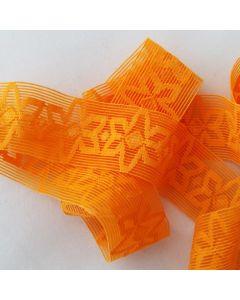 Gummiband, sonnengelb, 2.5cm breit