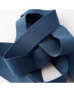 Budgetpackung Gummiband, blaugrau, 3cm breit, 5m
