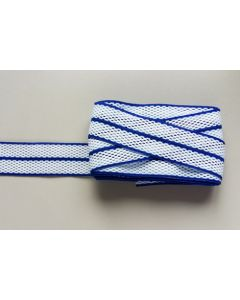 Budgetpackung Netzgummi, 3.6cm breit, 5m