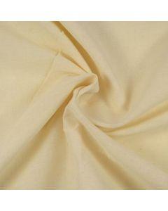 Windelnessel Stoff in ecru - 150 cm breite Meterware - Stoffzusammensetzung: 100 % Baumwolle, Stoffgewicht: 73 g/m2