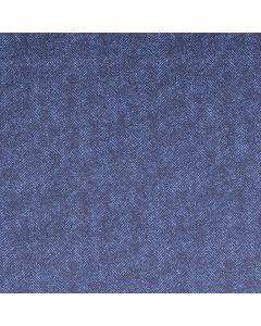 Glatter, leichter Baumwollstoff mit Digitaldruck-Muster: die Musterung erinnert an Jeans, der Stoff ist aus 100% Baumwolle.