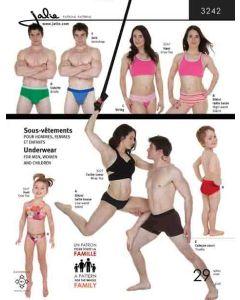 Unterhosen für die ganze Familie (Schnittmuster)