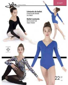 Ballettbody/Tanzbody/Turnbody (Schnittmuster)