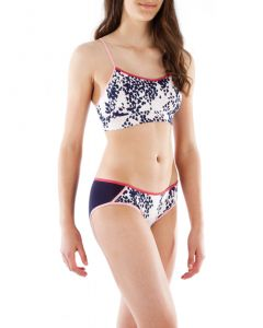 Bikini - Bustier und Panties Schnittmuster