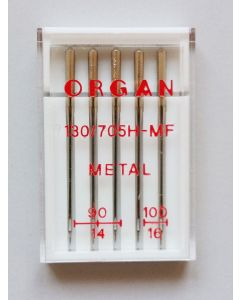 Nadeln für Metallicfäden