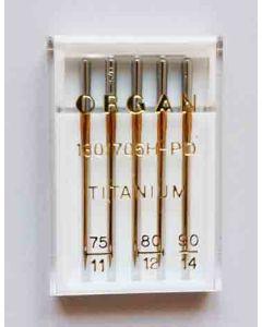 130/705H-PD Titanium Nadeln
