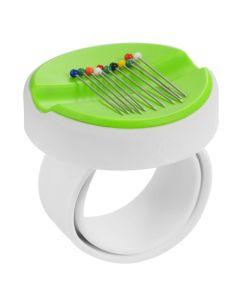 Baby Snap Magnetnadelkissen Armband, grün