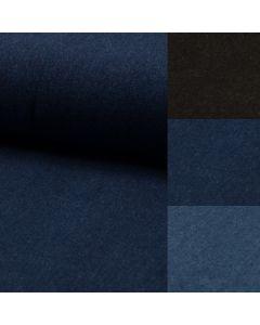 Schwerer Stretch Denim - Jeans Stoff