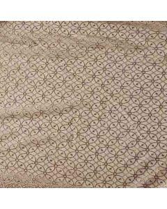 Spitzenstoff, graubeige - RESTSTÜCK à 0.9m