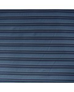 Gestreifter Unterwäschestoff - Funktionsstoff in dunkelblau für körpernahe Bekleidung wie Boxershorts, Tops, Slips, Funktions-Leggings; usw.