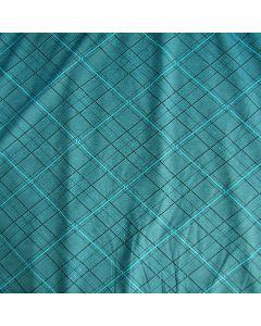 Unterwäschestoff - Funktionswäsche-Lycra für Boxershorts, Tops, Unterwäsche in grün mit Karomuster
