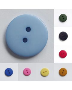 Knopf in 3 Grössen und 14 Farben