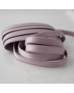 Glatter, leicht glänzender Trägergummi (Trägerband), in flieder für Tops, BHs, Kleider - 8mm breit - top Qualität - fairer Preis - schnelle Lieferung