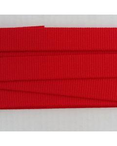 Trägergummi, rot, 15mm breit, 4m
