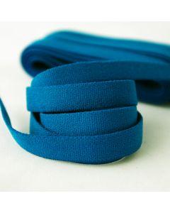 BH-Unterbrustgummi in türkis - 10mm breit, 5m