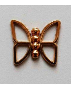 Wäscheschmuck, Schmetterling